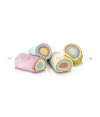 Marshmallows Πολύχρωμα 35112