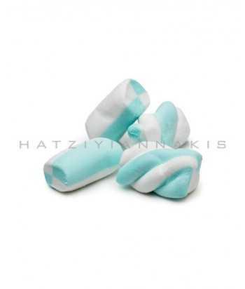 Marshmallows Φράουλα Γαλάζιο