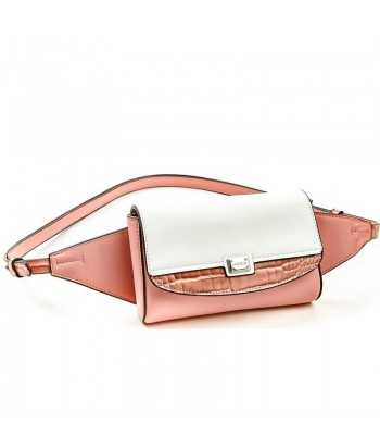 Τσάντα Μέσης Verde 5555-2 Ροζ