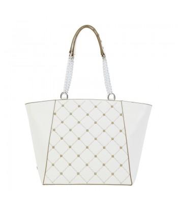 Τσάντα Χειρός/ώμου Doca 016310 Λευκό