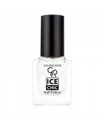 Ice Chic Nail Colour Golden Rose