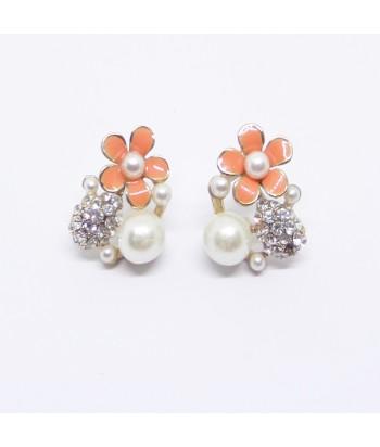 Σκουλαρίκια Πέρλα Fantazy 61029
