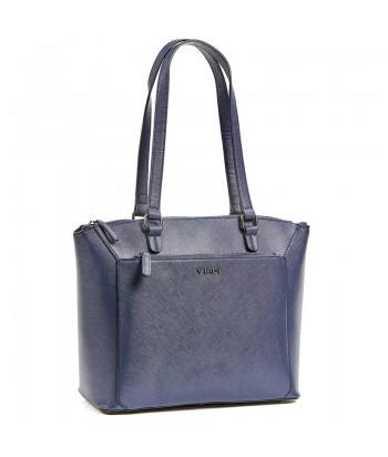 Τσάντα Ώμου Verde 16-5809 Μπλε
