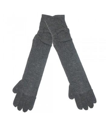 Γάντια γυναικεία Γκρι Verde 0257-3