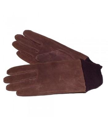Γάντια γυναικεία Μωβ Doca 62258