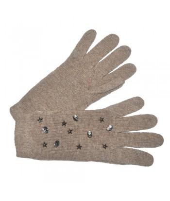 Γάντια Γυναίκεια Μπεζ Verde 0257-9