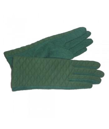 Γάντια Γυναίκεια Πράσινα Verde 0258-1