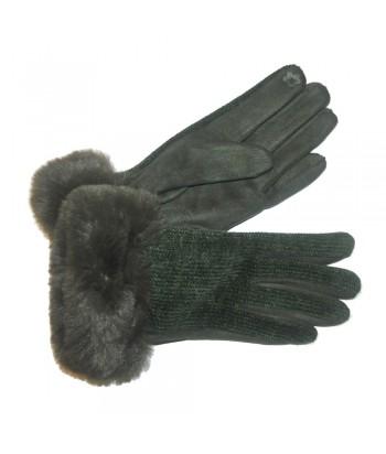 Γάντια Γυναίκεια Πράσινα Verde 02-514