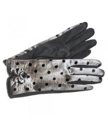 Γάντια Γυναίκεια Γκρι Fantazy 02-514