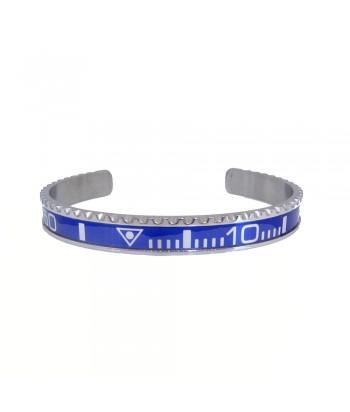 Βραχιόλι Ανδρικό Μπλε Fantazy 820007-2