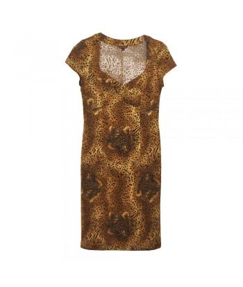 Φόρεμα Με Σχέδιο Animal print 32698-1