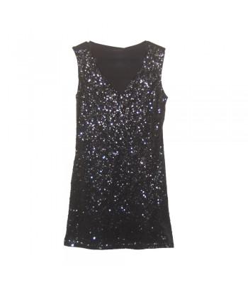 Φόρεμα Μαύρο Fullah sugah 4221043