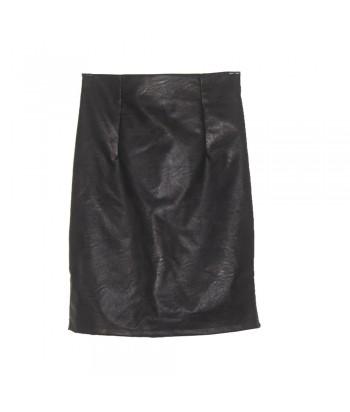 Φούστα Μαύρη Fantazy 63807-1