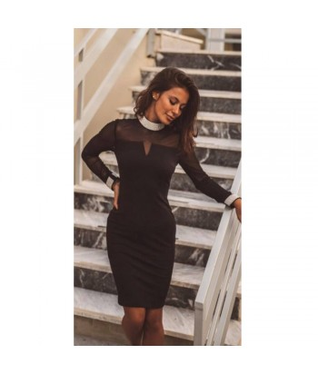 Φόρεμα Μαύρο Fantazy 63809-1