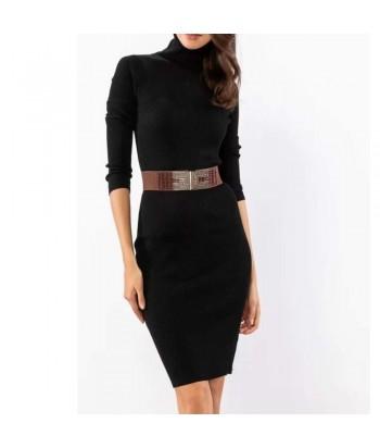 Φόρεμα Μαύρο Fantazy 7868-1