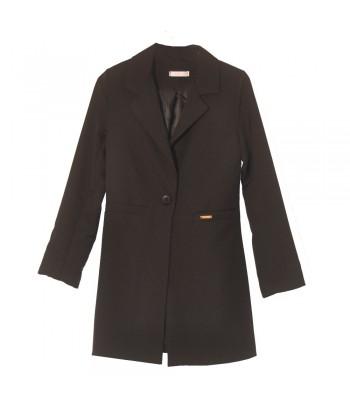 Σακάκι Blazer Μαύρο Fantazy 7873-1