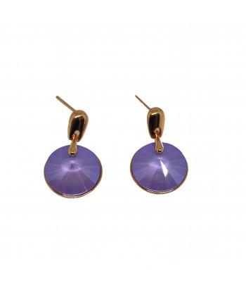 Σκουλαρίκια Με Πέτρες Fantazy 01494-78