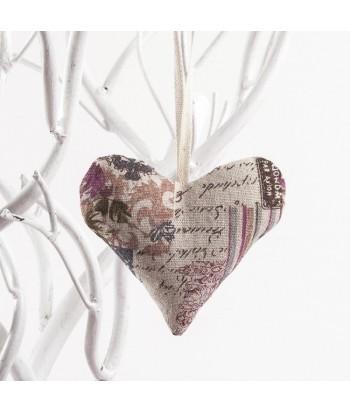 Μπομπονιέρα Βάπτισης Μαξιλάρι Καρδιά