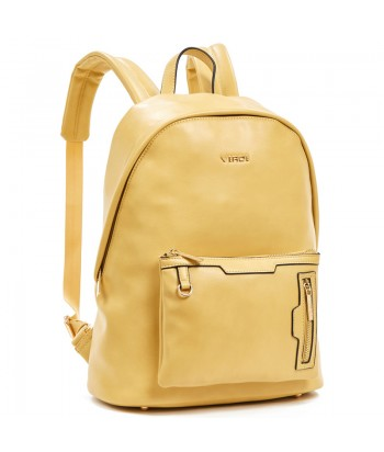 Τσάντα Πλάτης Verde 16-6027 Κίτρινο