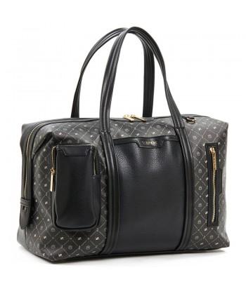 Τσάντα Ταξιδιού Verde 16-6029 Μαύρο