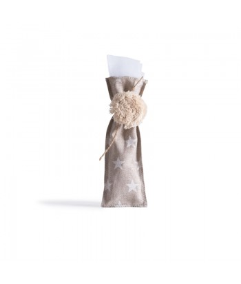 Μπομπονιέρα Γάμου Πουγκί Μακρόστενο 376203-1