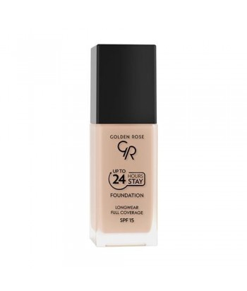 Up To 24 Hours Stay Foundation spf15