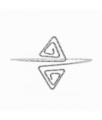 Βραχιόλι Μπράτσου Fantazy 3673-5 Ασημί