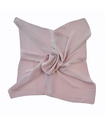 Γυναικείο Τετράγωνο Μαντήλι 50060-5 Ροζ