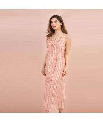 Φόρεμα Maxi Fantazy 35711 Peach