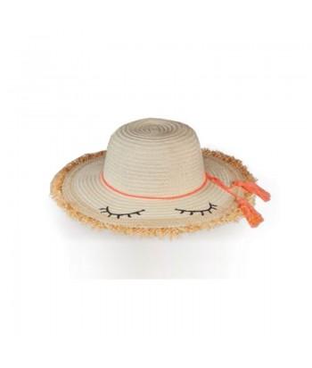 Καπέλο Παιδικό Με Σχέδιο 22704 Μπεζ