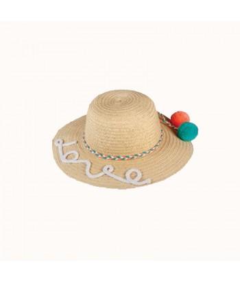 Καπέλο Παιδικό Με Σχέδιο 22703 Μπεζ