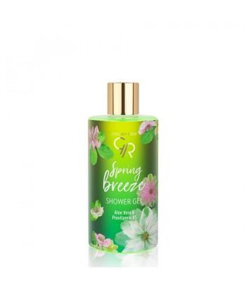 Shower Gel Spring Breeze Golden Rose