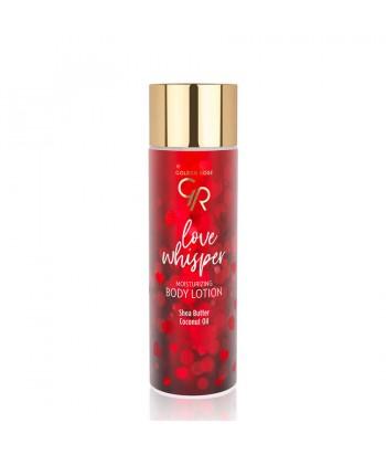 Body Lotion Love Whisper Golden Rose