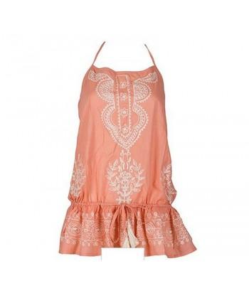 Φόρεμα Achilleas accessories 76371 Ροζ