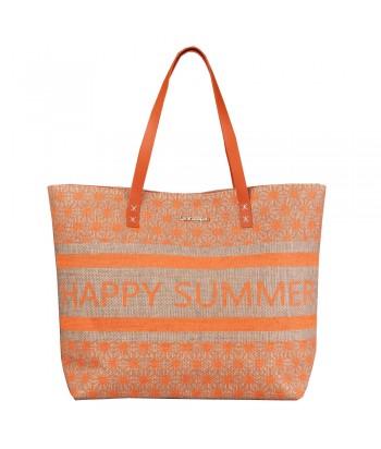 Τσάντα θαλάσσης Fullah Sugah 42100367 Πορτοκαλί