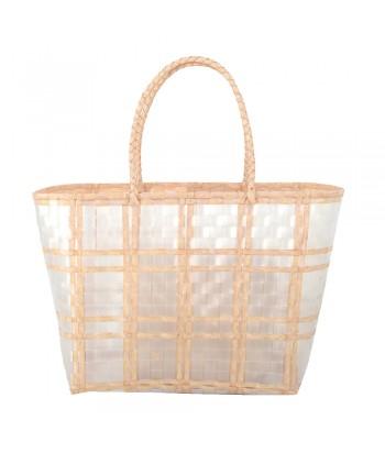 Τσάντα Θαλάσσης Fullah Sugah 42100495 Μπεζ