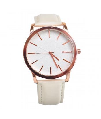 Γυναικείο ρολόι 125478-30 Λευκό