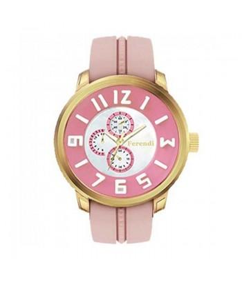 Γυναικείο ρολόι Ferendi 1309 Ροζ