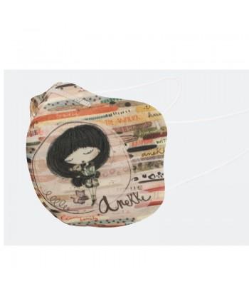 Μάσκα Παιδική Anekke 31702-20-503 Multicolor