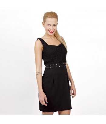 Φόρεμα Μαύρο Fullah sugah 001055