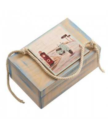 Κουτί Μαρτυρικών Vespa ΖΚΛ283