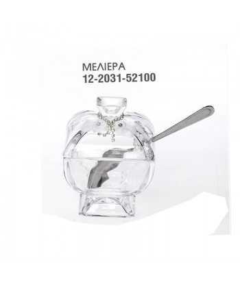 Μελιέρα Γάμου Κρυστάλλινη 122031